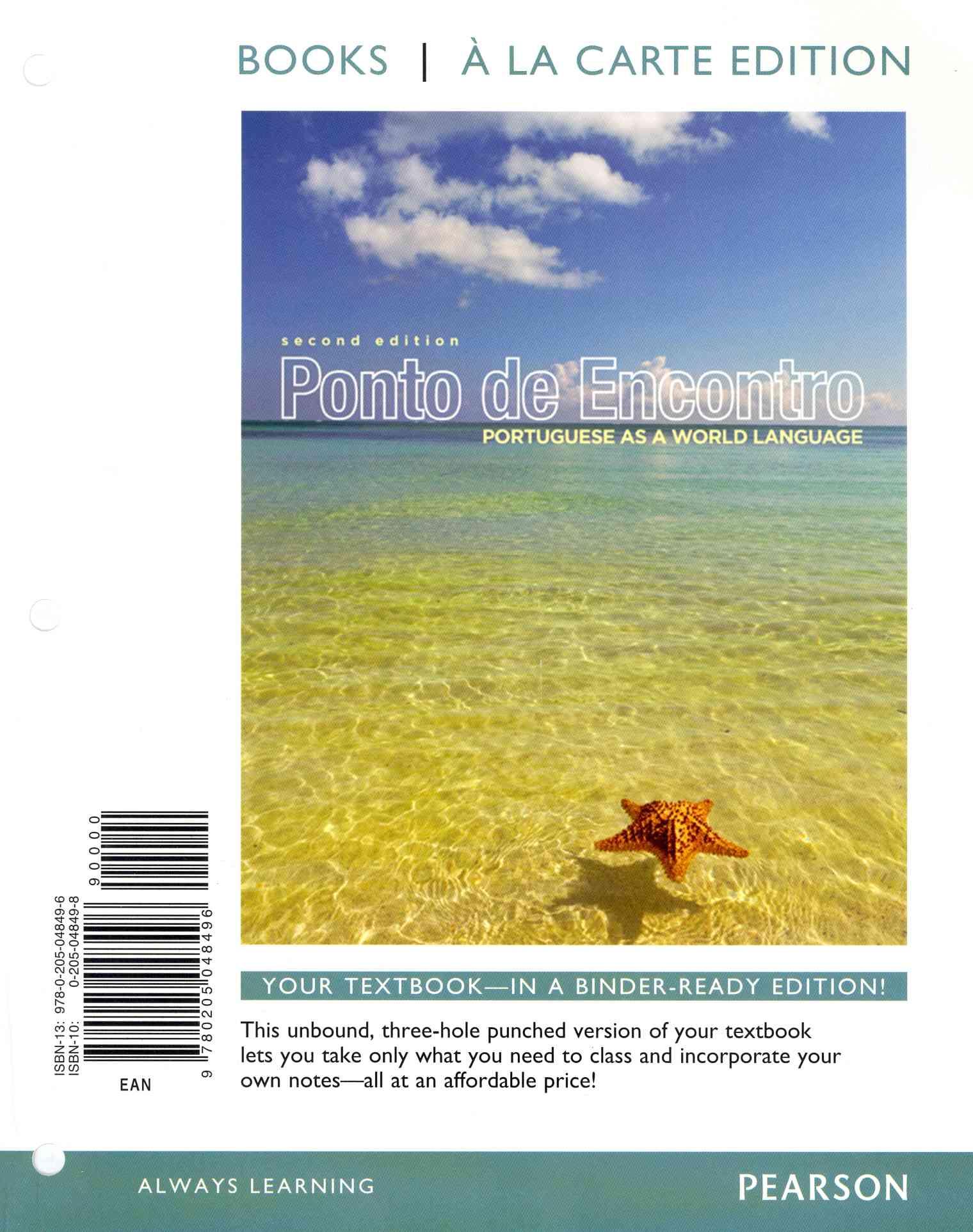 Ponto De Encontro By De Jouet-pastre, Clemence/ Klobucka, Anna/ Sobral, Patricia Isabel/ Moreira, Maria Luci De Biaji/ Hutchinson, Amelia P.